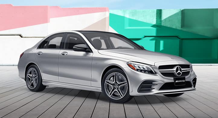 2019 C43 Sedan | Mercedes-Benz Brampton