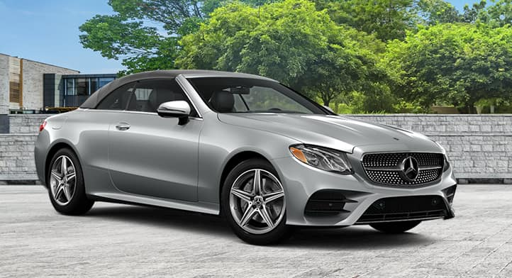 2018 E 400 4MATIC Cabriolet with Premium, Sport, Technology and Intelligent Drive Packages, Total Price $95,759