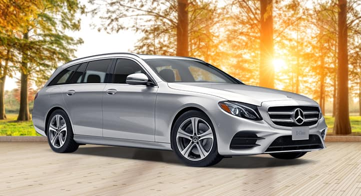 2019 E 450 4MATIC Wagon with Premium + Intelligent Drive + Lighting Packages, Total Price: $80,572