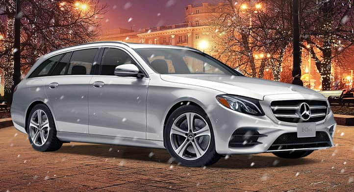 2019 E 450 4MATIC Wagon with Premium + Intelligent Drive + Lighting Packages, Total Price: $78,563