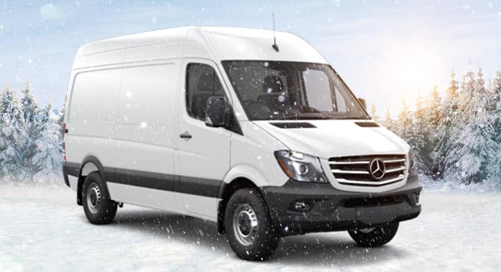2018 Sprinter 2500 High Roof 144
