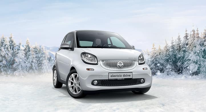 2018 smart fortwo Electric Drive Coupe, Total Price: $18,446