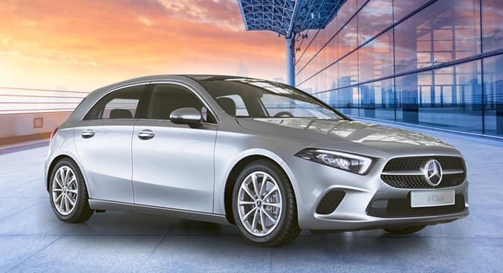 2019 A 250 4MATIC Hatch with Premium Package, Total Price $45,332