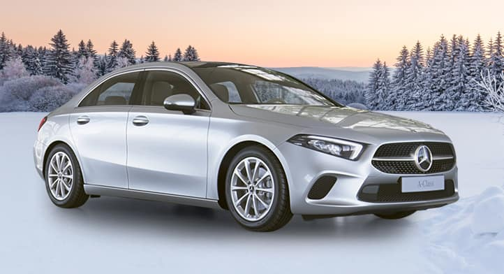2020 A 220 4MATIC Sedan with Premium + Navigation Packages, Total Price $45,671