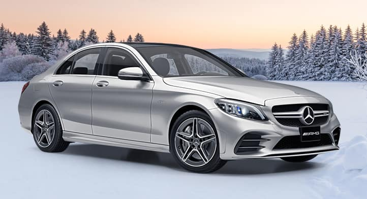 2020 Mercedes-AMG C43 4MATIC Sedan with Premium + Technology + AMG Driver's Packages, Total Price: $77,461