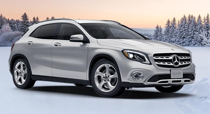 2020 GLA 250 4MATIC SUV Avantgarde Edition with Navigation Package, Total Price: $49,041