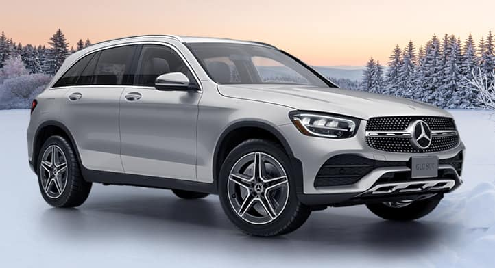 2020 GLC 300 4MATIC SUV with Premium + Sport + Technology Packages, Total Price $60,531