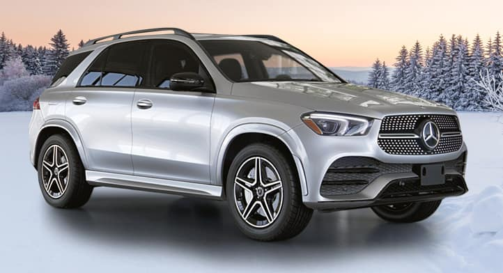 2020 GLE 350 4MATIC SUV with Premium + Night Packages, Total Price $73,622