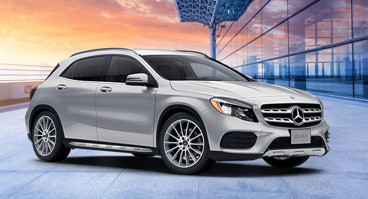 2019 GLA 250 4MATIC SUV with Premium and Sport Packages, Total Price $47,172