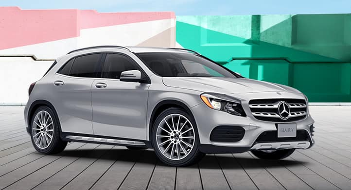 2019 GLA 250 4MATIC SUV with Premium + Sport Packages, Total Price $45,172