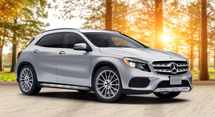 2019 GLA 250 4MATIC SUV with Premium + Sport Packages, Total Price $42,441
