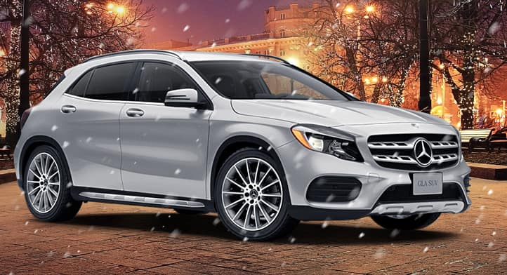 Demo 2019 GLA 250 4MATIC SUV with Premium + Sport Packages, Total Price: $42,320