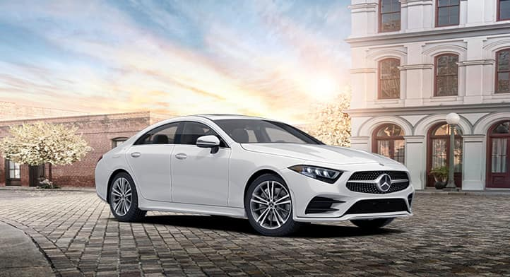 2021 Mercedes-Benz CLS 450 4MATIC Coupe with Premium + Technology + Night Packages