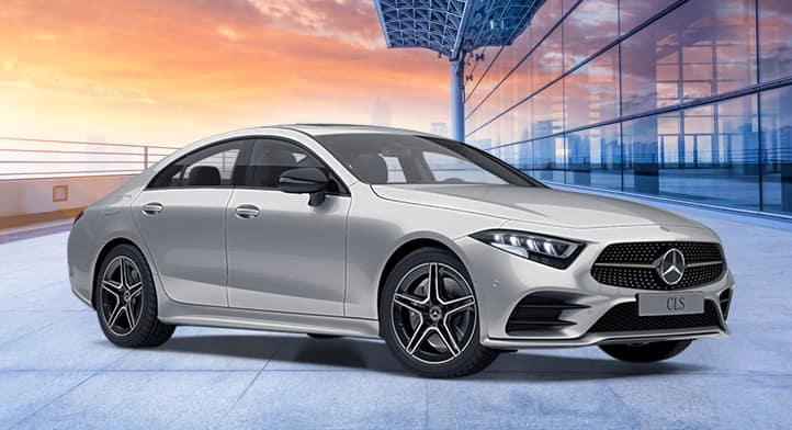 2019 CLS 450 4MATIC Coupe with Premium and Night Packages, Total Price $98,922