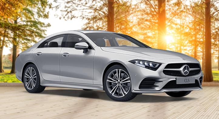 2019 CLS 450 4MATIC Coupe with Premium + Intelligent Drive + Comfort + Lighting Packages, Total Price $94,622