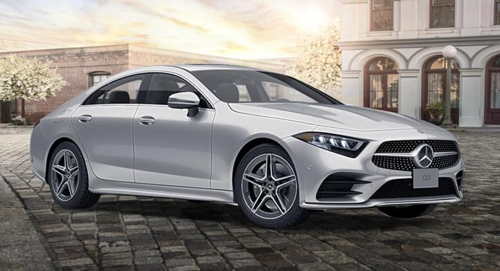 2020 CLS 450 4MATIC Coupe with Premium + Technology Packages