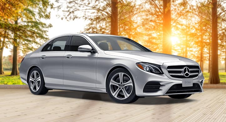 2019 E 300 4MATIC Sedan with Premium + Lighting Packages, Total Price $68,672