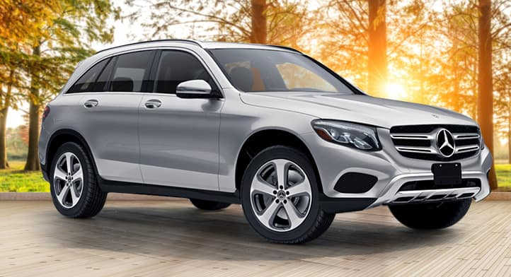 2019 GLC 300 4MATIC SUV with Premium Plus Package, Total Price $57,162