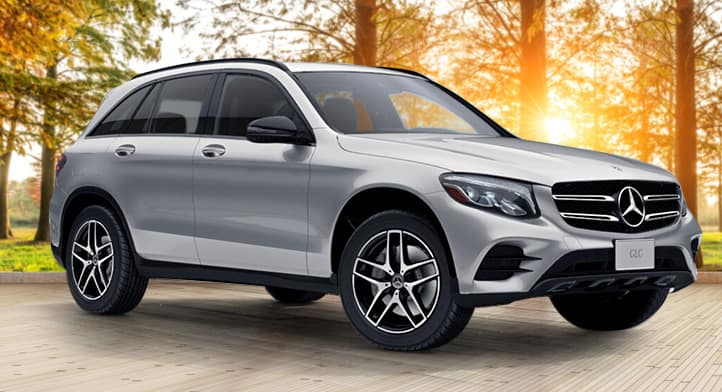 2019 GLC 300 4MATIC SUV with Premium + Night Packages, Total Price $56,237