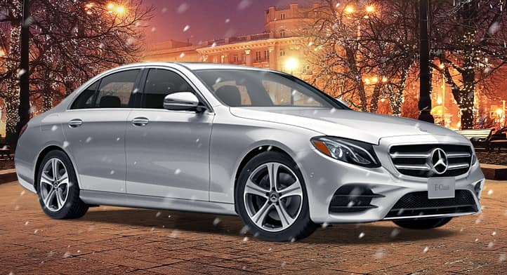 Demo 2019 E 300 4MATIC Sedan with Premium + Exclusive + Intelligent Drive Packages, Total Price: $68,331