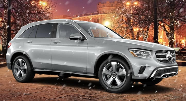 2020 GLC 300 4MATIC SUV with Premium + Night + Technology Packages, Total Price $61,062