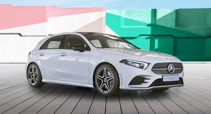 2019 A 250 4MATIC Hatch with Premium Package, Total Price $43,291