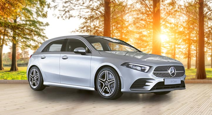 2019 A 250 4MATIC Hatch with Premium + Sport Packages, Total Price $43,683