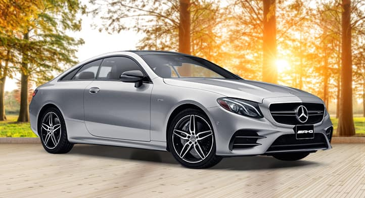 2019 Mercedes-AMG E 53 4MATIC Coupe with Premium + Night + Comfort + Driver's + Intelligent Drive Packages, Total Price $102,522