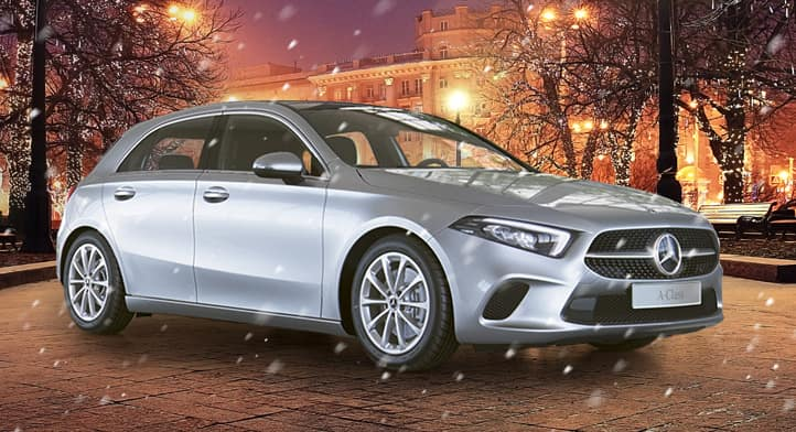 Demo 2019 A 250 4MATIC Hatch with Premium Package, Total Price: $43,463