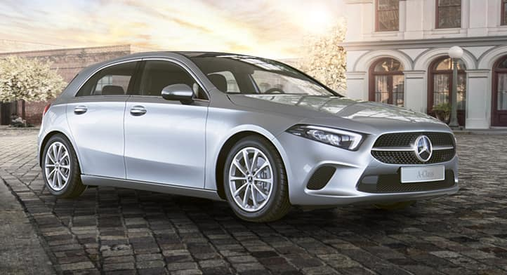 2020 A 250 4MATIC Hatch with Premium + Navigation Packages