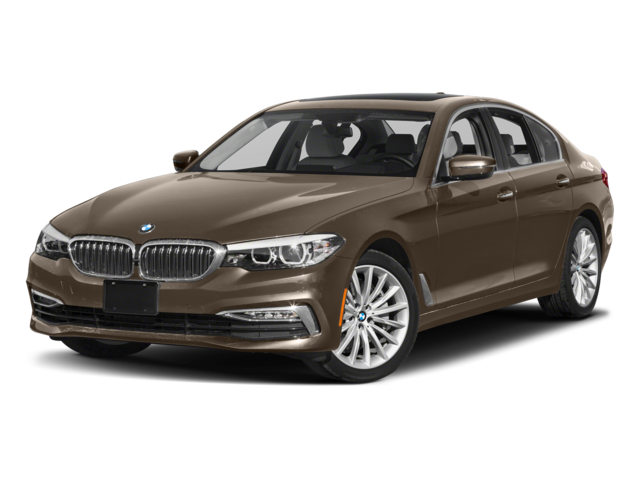 2019 BMW 5 Series Comparison Image