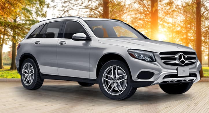 2020 GLC 300 4MATIC SUV with Premium + Sport Packages, Total Price $59,547