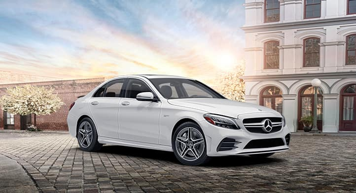 2021 Mercedes-AMG C43 4MATIC Sedan Avantguard Edition with Night + AMG Driver's Packages