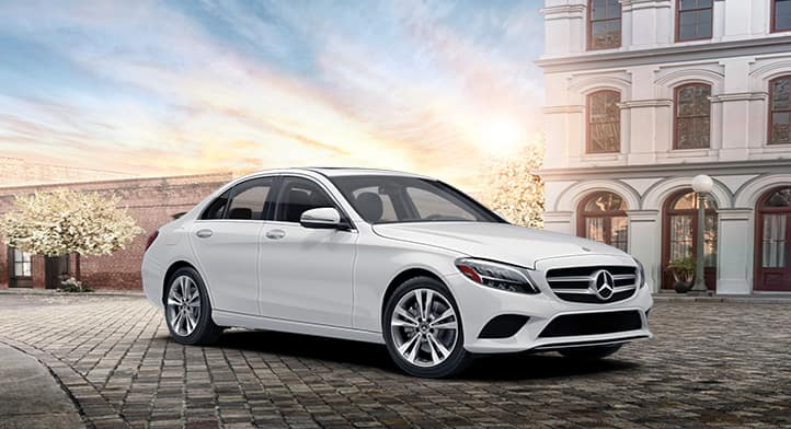 2021 C 300 4MATIC Sedan Avantguard Edition With Convenience + Technology Packages