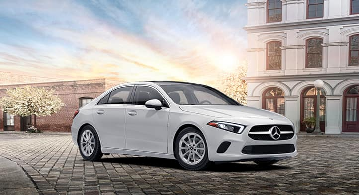 2021 A 220 4MATIC Sedan with Premium + Navigation Packages