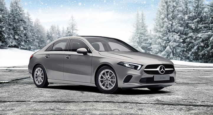 2020 A 220 4MATIC Sedan with Premium + Navigation Packages
