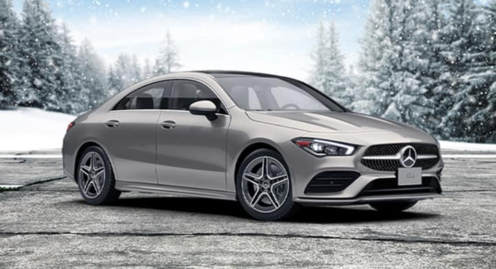 2020 CLA 250 4MATIC with Premium Package