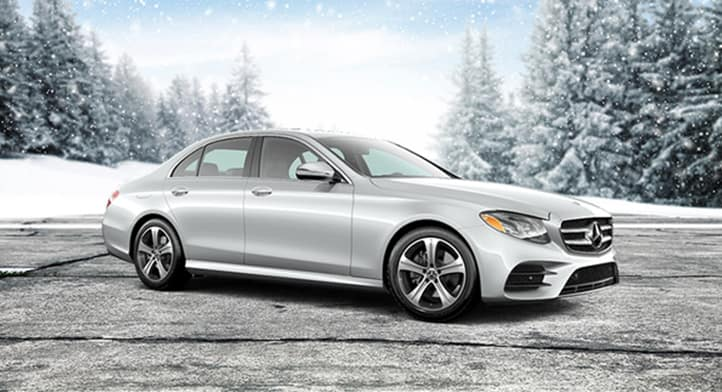 2020 E 350 4MATIC Sedan with Premium and Technology Packages