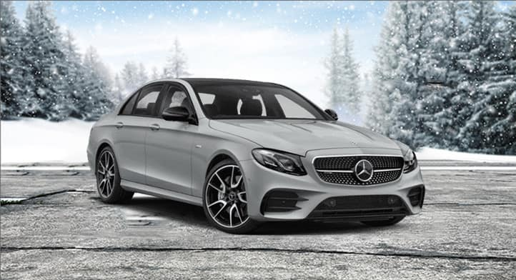 2020 Mercedes-AMG E 53 4MATIC Sedan with Premium and AMG Driver's Package