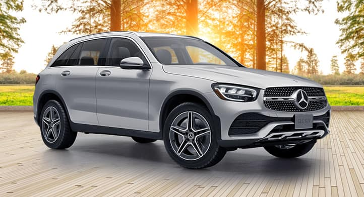 2020 GLC 300 4MATIC SUV with Premium Package