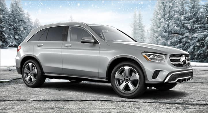 2020 GLC 300 4MATIC SUV with Premium + Sport + Tech Packages