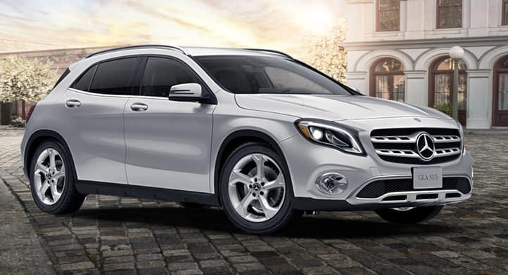2020 GLA 250 4MATIC SUV Avantgarde Edition Demo