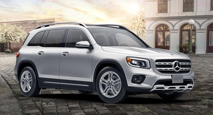 2020 GLB 250 4MATIC SUV with Premium + Technology Packages, Total Price $56,904