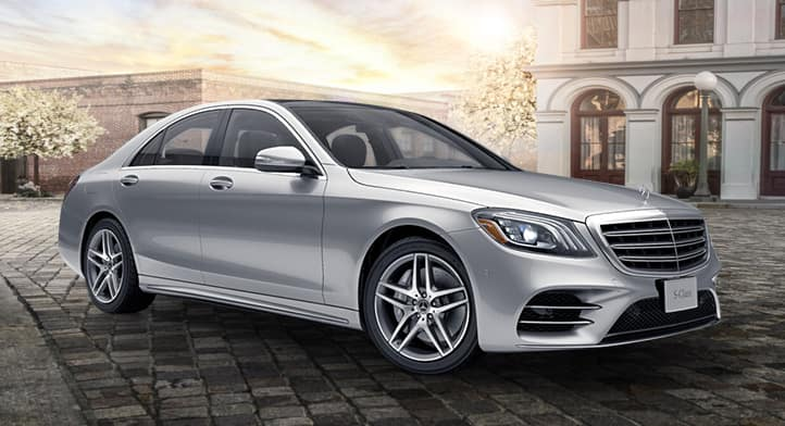 2020 S 450 4MATIC Sedan with Premium + Sport + Intelligent Drive Packages