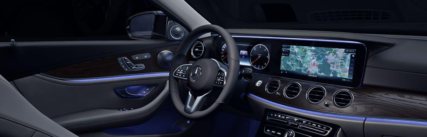 Mercedes-Benz Interior