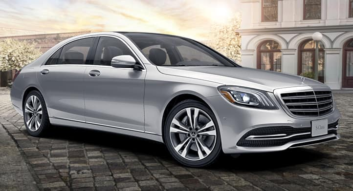 2020 S 560 4MATIC LWB with Premium + Sport + Intelligent Drive Packages