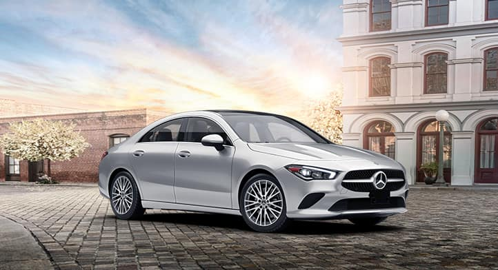2021 CLA 250 4MATIC with Premium + Navigation Packages