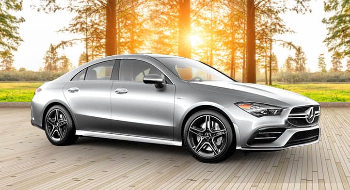 2020 CLA 250 4MATIC with Premium + Night Packages