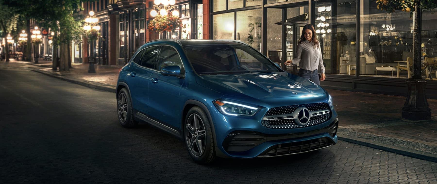 2021 Mercedes-Benz GLA in Brampton Ontario