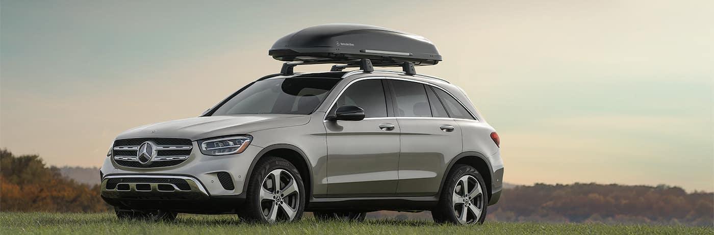 Mercedes-Benz with Roof Rack